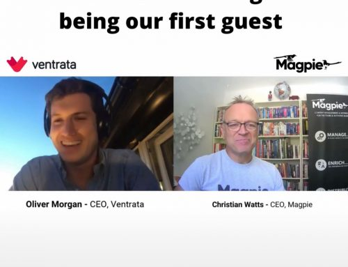 10 minutes with Ventrata